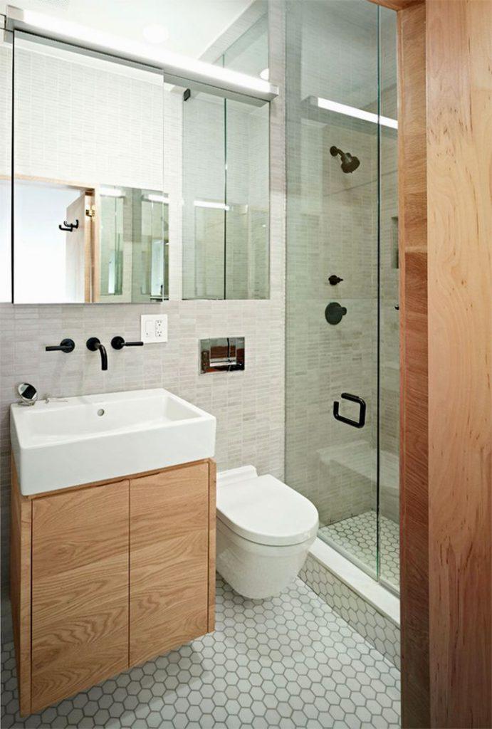 ванная в хркщевке