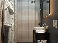 Дизайн ванной комнаты 3 кв. м. — 90 фото примеров стильного и красивого оформления маленькой ванной комнаты