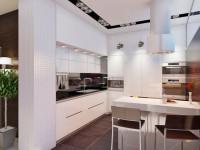 Маленькая кухня 2019 года: современные креативные идеи и актуальный дизайн кухонного интерьера (105 фото + видео)