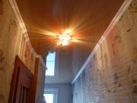 Натяжные потолки в прихожей — стильные идеи и оригинальные решения. 95 фото лучших сочетаний и примеры не самых удачных комбинаций