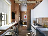 Отделка стен кирпичом — декоративные кирпичи и особенности их применения при оформлении в дизайне (95 фото + видео)