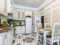 Отделка стен на кухне — дизайн интерьера и варианты оформления стен своими руками (125 фото и видео)