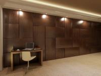 Отделка стен панелями — стильные декоративные панели и особенности их применения (125 фото)