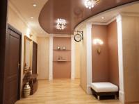 Потолок в прихожей — красивые идеи и варианты оформления потолка в прихожей (100 фото и видео)