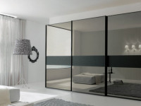 Шкаф с зеркалом — варианты дизайна и совет по выбору лучшего сочетания дизайна с применением зеркал (100 фото)