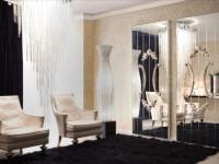 Зеркала в гостиной — 110 фото примеров готовых вариантов оформления и красивых сочетаний для гостиной
