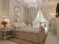 Как оформить дизайн спальни в стиле прованс 2021