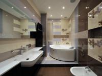 Как и с чего следует начинать ремонт в ванной комнате