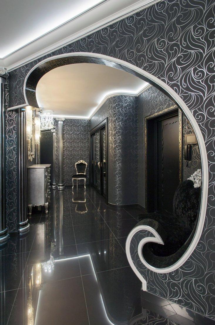 ремонт квартиры фотогалерея арки комплекте