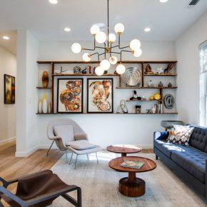 Дизайн квартир 2019 года — современные тренды сезона и красивые идеи оформления от ведущих дизайнеров (115 фото)
