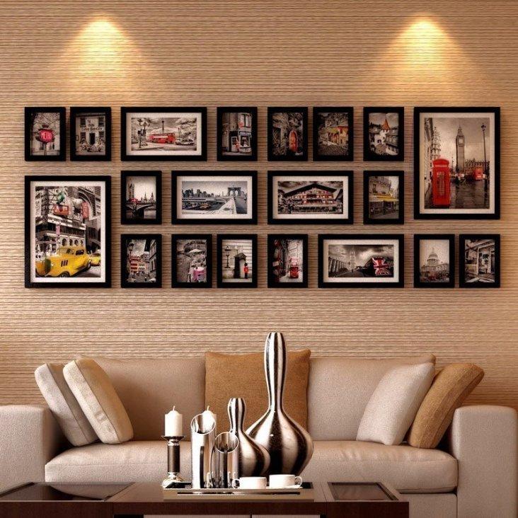 Рамки на стену на кухне