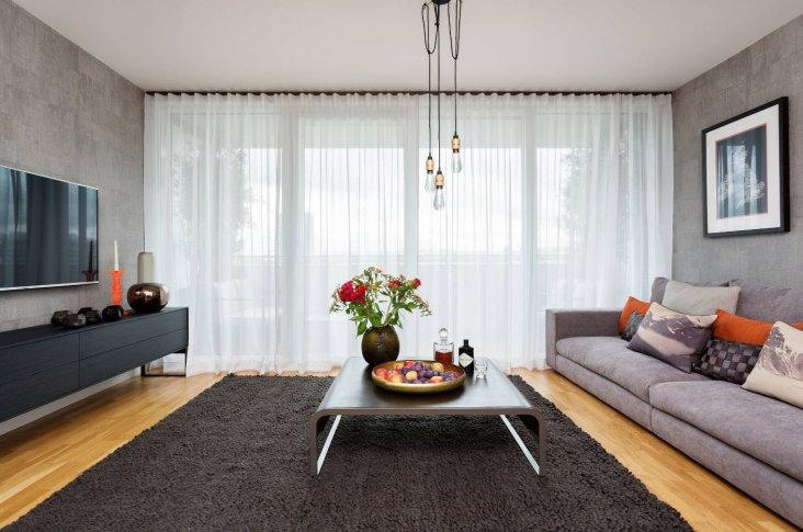Дизайн тюля для гостиной фото новинки