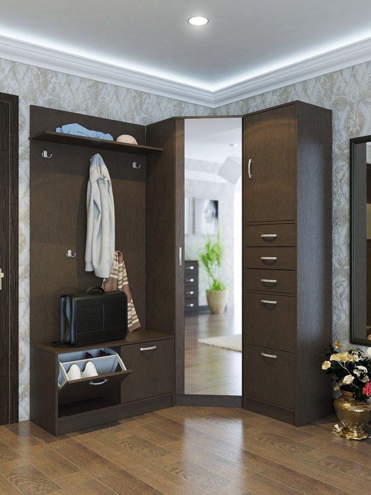находится фото угловых современных шкафов в прихожую выбирай