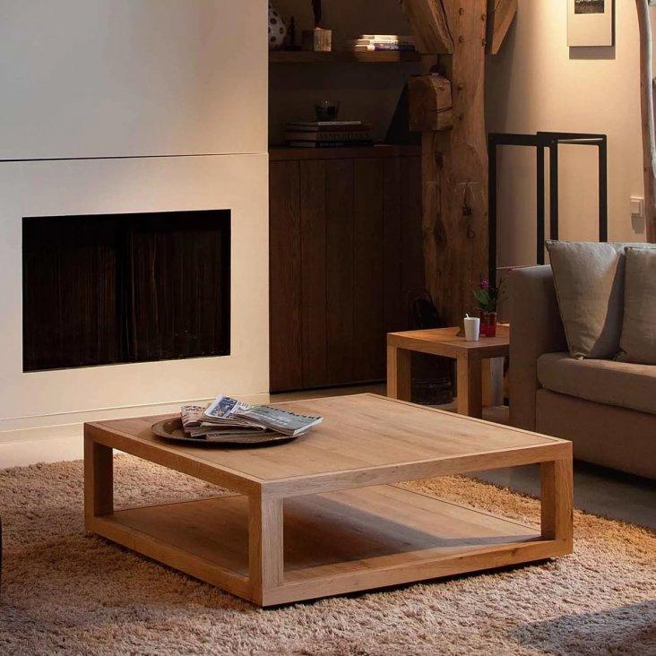 Журнальный столик в гостиную: идеи, рекомендации по его размещению в интерьере, фото