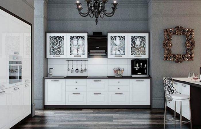 кухни неоклассика фото