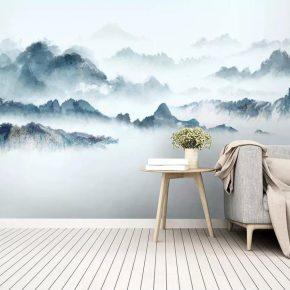 Рисунки на стенах: что можно нарисовать на стене, картинки на стену в комнату
