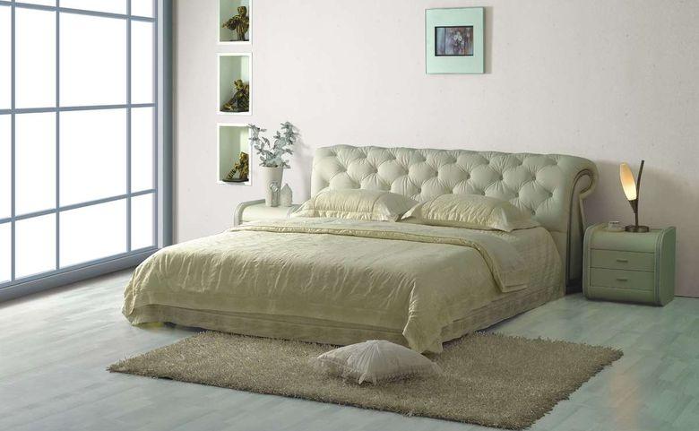 Виды кроватей для спальни